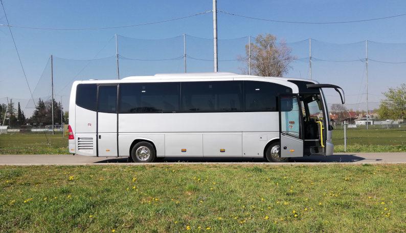 Mercedes Benz Tourino