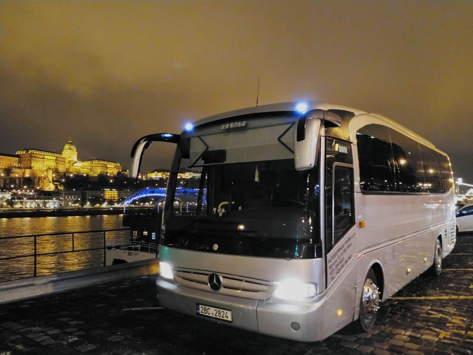 Autobusem na víkend do Budapešti 1