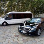 Svatební autobus - pronájem autobusu na svatbu 3