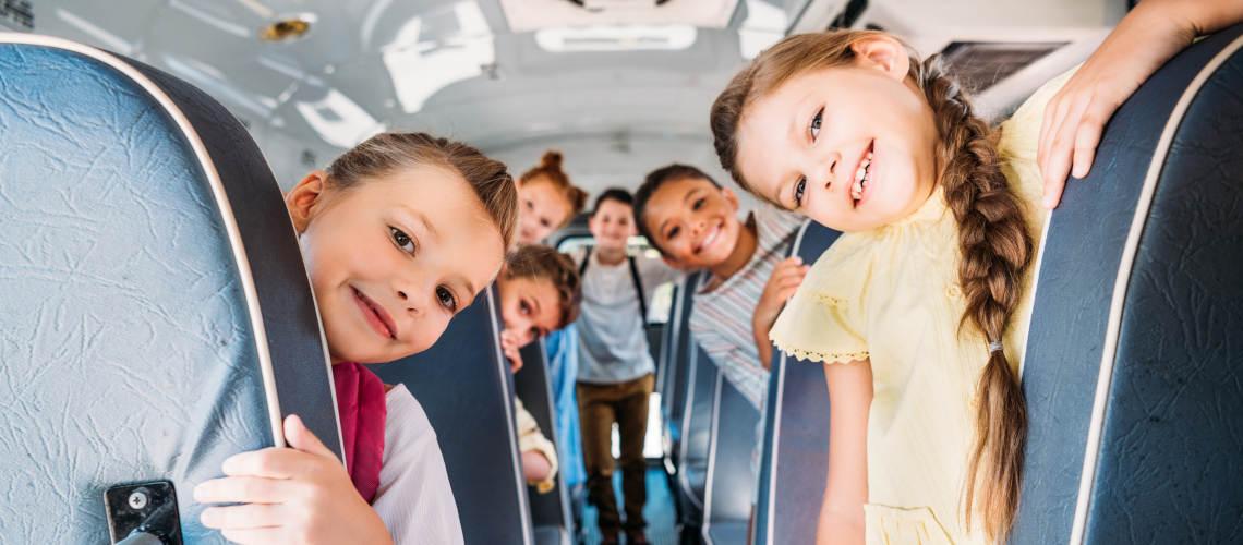 Doprava pro školy, kluby, kapely